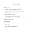 Giáo án Tin Học lớp 11: TỔ CHỨC LẶP(tiết 3)