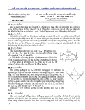 3 đề thi vào lớp 10 chuyên Lý trường quốc học Thừa Thiên Huế