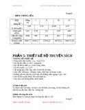 """ĐỒ ÁN CƠ SỞ THIẾT KẾ MÁY """" TRẠM DẨN ĐỘNG BĂNG TẢI """" - Phần 5"""