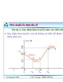 Bài giảng lý thuyết điều khiển tự động - Khảo sát tính ổn định của hệ thống part 9