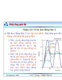 Bài giảng lý thuyết điều khiển tự động - Đánh giá chất lượng hệ thống điều khiển part 5