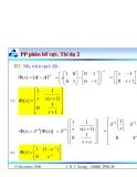 Bài giảng lý thuyết điều khiển tự động - Phân tích và thiết kế hệ thống điều khiển rời rạc part 10