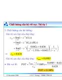 Bài giảng lý thuyết điều khiển tự động - Phân tích và thiết kế hệ thống điều khiển rời rạc part 5