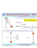 Bài giảng lý thuyết điều khiển tự động - Hệ thống điều khiển phi tuyến part 10
