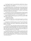 Sổ tay thủy văn cầu đường - GIỚI THIỆU CHUNG part 4