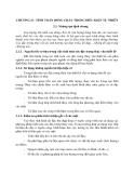 Sổ tay thủy văn cầu đường - TÍNH TOÁN DÒNG CHẢY TRONG ĐIỀU KIỆN TỰ NHIÊN part 1