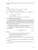 Sổ tay thủy văn cầu đường - TÍNH TOÁN THUỶ VĂN TRONG TRƯỜNG HỢP ĐẶC BIỆT part 5