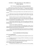 Sổ tay thủy văn cầu đường – PHÂN TÍCH THUỶ LỰC CÔNG TRÌNH CẦU THÔNG THƯỜNG part 1