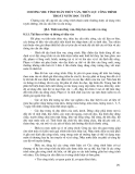 Sổ tay thủy văn cầu đường - Tính toán thủy văn, thủy lực công trình thoát nước dọc tuyến part 1