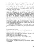 Sổ tay thủy văn cầu đường - Tính toán thủy văn, thủy lực công trình thoát nước dọc tuyến part 6