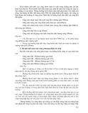 Sổ tay thủy văn cầu đường - Tính toán thủy văn, thủy lực công trình thoát nước dọc tuyến part 9