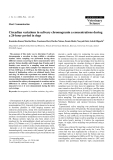 """Báo cáo khoa học: """"Circadian variations in salivary chromogranin a concentrations during a 24-hour period in dogs"""""""