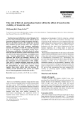 """Báo cáo khoa học: """"The role of Bcl-xL and nuclear factor-kB in the effect of taxol on the viability of dendritic cells"""""""