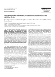 """Báo cáo khoa học: """"Stereolithographic biomodeling of equine ovary based on 3D serial digitizing device"""""""