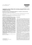 "Báo cáo khoa học: ""Anti-obesity activity of diglyceride containing conjugated linoleic acid in C57BL/6J ob/ob mice"""
