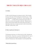 BỆNH GAN VÀ CÁC TRIỆU CHỨNG - 4
