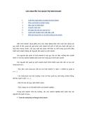 CÁC NGUYÊN TẮC QUẢN TRỊ MÀ NHÀ LÃNH ĐẠO PHẢI TUÂN THỦ