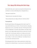 CÁC YẾU TỐ THÀNH CÔNG CỦA CUỘC HUÂN LUYỆN - 7