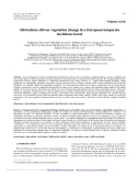 """Báo cáo lâm nghiệp: """" Silviculture-driven vegetation change in a European temperate deciduous forest"""""""