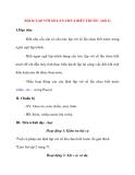 Giáo án Tin Học lớp 8 Ban Tự Nhiên: BÀI 8: LẶP VỚI SỐ LẦN CHƯA BIẾT TRƯỚC (tiết 2)