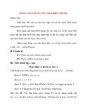 Giáo án Tin Học lớp 8 Ban Tự Nhiên: BÀI 8: LẶP VỚI SỐ LẦN CHƯA BIẾT TRƯỚC