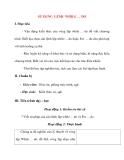 Giáo án Tin Học lớp 8 Ban Tự Nhiên: SỬ DỤNG LỆNH WHILE … DO