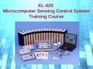 KL-620  Microcomputer Sensing Control System
