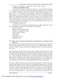Tài liệu Hướng dẫn kỹ thuật Thí nghiệm xử lý Chất thải - Phần 6