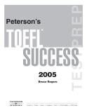 Peterson's TOEFL SUCCESS 2005