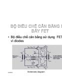HẠN CHẾ DSB-SC / DSB-FC - CÔNG SUẤT MẠNG - 4