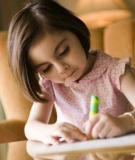 Sáng kiến kinh nghiệm coi trọng tính chất thực hành trong giờ Tập viết lớp 2