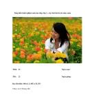 Sáng kiến kinh nghiệm môn âm nhạc lớp 2 – học hát bài hoa lá mùa xuân