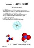 Giáo án hóa học lớp 12 - Chương 3