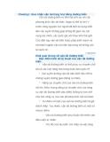Chương 1: Giao nhận vận tải hàng hóa bằng đường biển