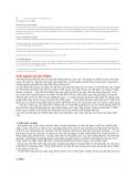 Cấu trúc đề thi TOEIC và kinh nghiệm học thi