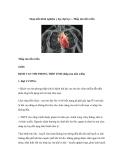 Sáng kiến kinh nghiệm y học đại học – Thấp tim tiến triển