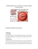 Sáng kiến kinh nghiệm y học cổ truyền đại học – Tiết niệu lạc cảm nhiễm (Viêm đường tiết niệu)