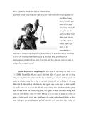 SỐ 8 - QUYỀN ĐƯỢC XÉT XỬ CÔNG BẰNG