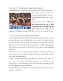 SỐ 22 - QUYỀN THÀNH LẬP & THAM GIA CÔNG ĐOÀN