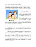 SỐ 25 - QUYỀN ĐƯỢC HỖ TRỢ VỀ GIA ĐÌNH