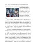 SỐ 20 - QUYỀN ĐƯỢC HƯỞNG TIÊU CHUẨN SỐNG THÍCH ĐÁNG