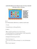 Sáng kiến kinh nghiệm môn toán mẫu giáo 4-5 tuổi – bài 14 dạy trẻ nhận biết điểm đúng các nhóm có 4 đối tượng