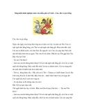 Sáng kiến kinh nghiệm môn văn mẫu giáo 4-5 tuổi – Cáo, thỏ và gà trống