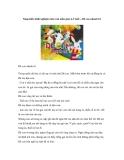 Sáng kiến kinh nghiệm môn văn mẫu giáo 4-5 tuổi – Dê con nhanh trí