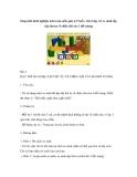 Sáng kiến kinh nghiệm môn toán mẫu giáo 4-5 tuổi – bài 4 dạy trẻ so sánh sắp xếp thứ tự về chiều dài của 3 đối tượng