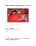 Sáng kiến kinh nghiệm mầm non môn thể dục lớp 3-4 tuổi – bài 3 đi bước dồn ngang, trèo ghế