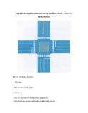 Sáng kiến kinh nghiệm mầm non môn tạo hình lớp 3-4 tuổi – Bài 17: Vẽ đường đi (mẫu)