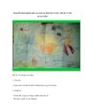 Sáng kiến kinh nghiệm mầm non môn tạo hình lớp 3-4 tuổi – Bài 26: Vẽ chú gà con (mẫu)