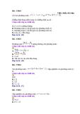 Bài tập toán 12 phần3