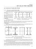 Giáo trình kết cấu kim loại máy trục - Phần CƠ SỞ TÍNH TOÁN CHUNG CÁC KẾT CẤU KIM LOẠI MÁY TRỤC - Chương 5
